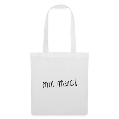 ACCESSORIES WHITE EDITION / NON MERCI! - Tote Bag