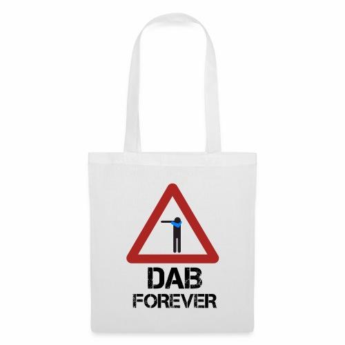 Dab Forever Red - Borsa di stoffa
