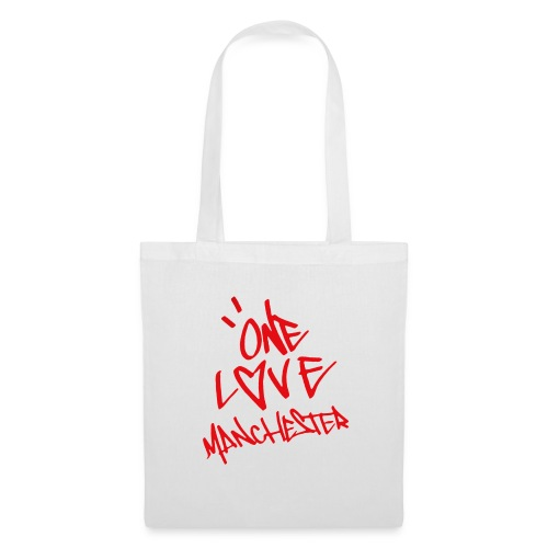 One love Manchester - Tote Bag