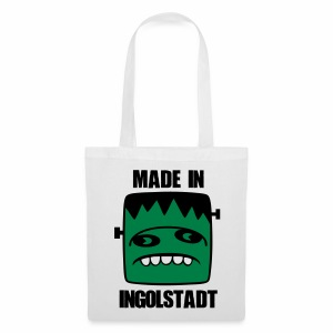 Fonster made in Ingolstadt - Stoffbeutel