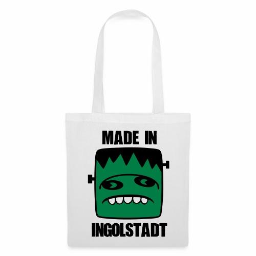 Fonster made in Ingolstadt - Stoffbeutel