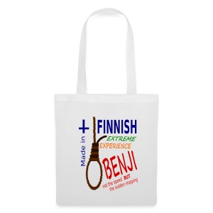 FINNISH-BENJI - Tote Bag
