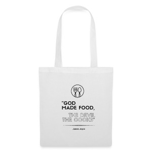 James Joyce Collection: Apron - Tote Bag