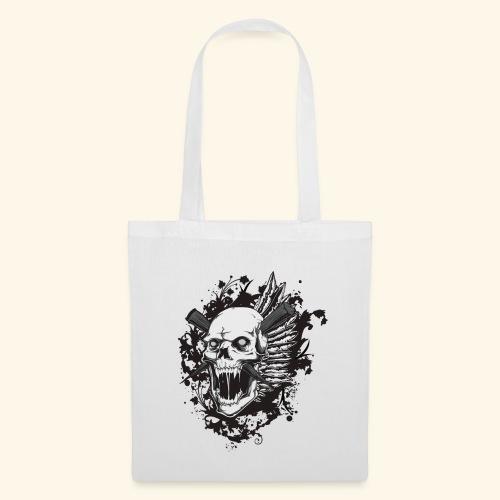 Suffering Skull - Tote Bag