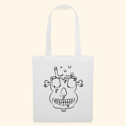 Tête de mort - Tote Bag