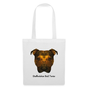 Staffordshire Bull Terrier - Tote Bag