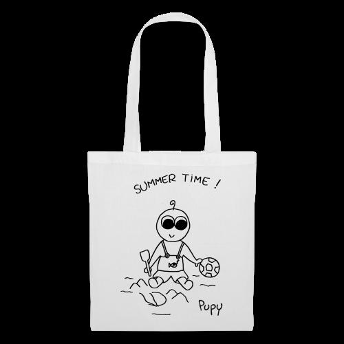Pupy: summer time! - boy - Borsa di stoffa