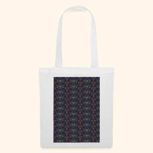 Minis triangles géométrie - Tote Bag