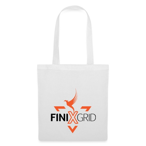 FinixGrid Orange - Tote Bag