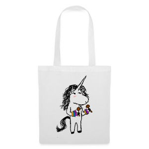 Unicorn Dancer - Tote Bag
