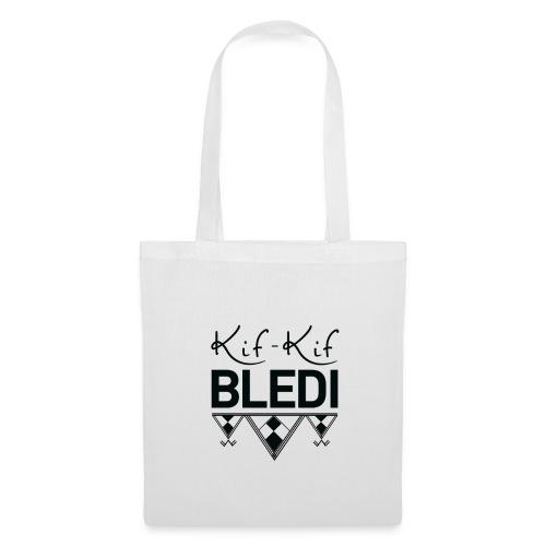 logo kifkifbledi - Tote Bag