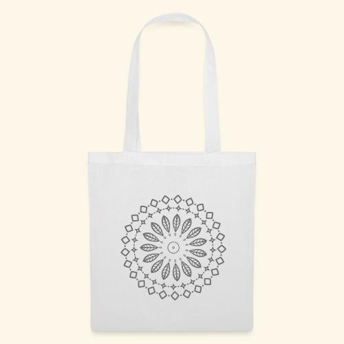 Mandala, Glück, Harmonie - Stoffbeutel