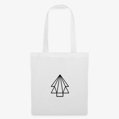 Tree-Logo with Strings - Tote Bag