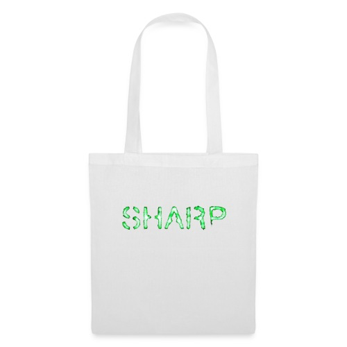 Sharp Clan black hoodie - Tote Bag