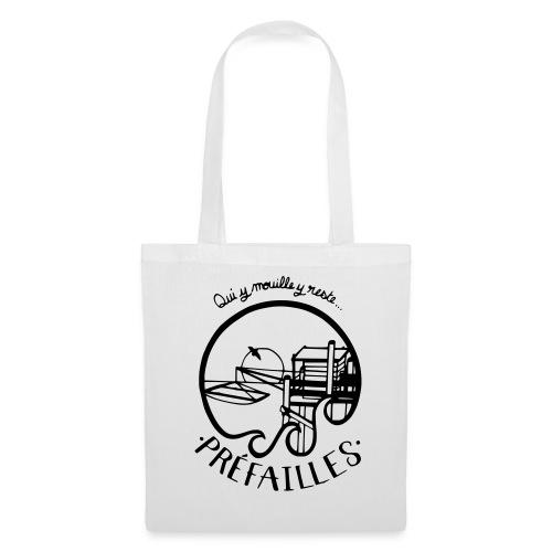 Les pêcheries de Prefailles - Tote Bag