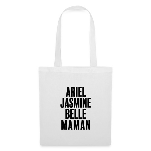 Maman, c'est ma princesse - Tote Bag