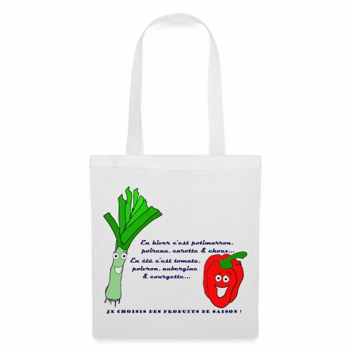 Produits de saison - Tote Bag