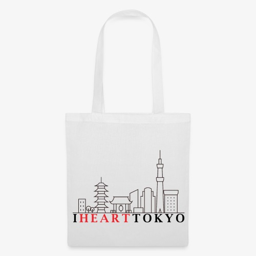 I HEART TOKYO Ver.1 - Tote Bag