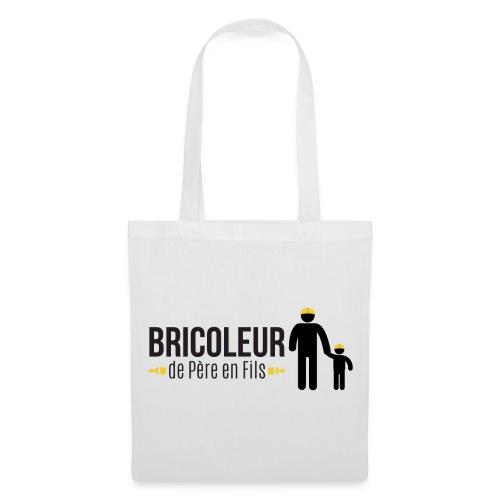 BRICOLEUR DE PERE EN FILS - Tote Bag