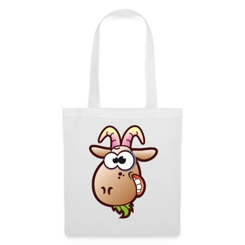 Goat Head - Tote Bag
