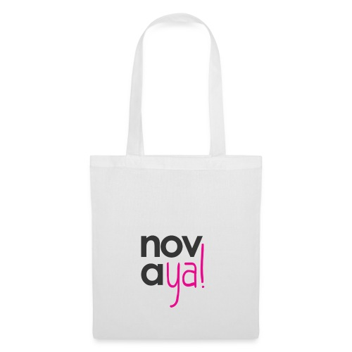 Logo Novaya! - Tote Bag