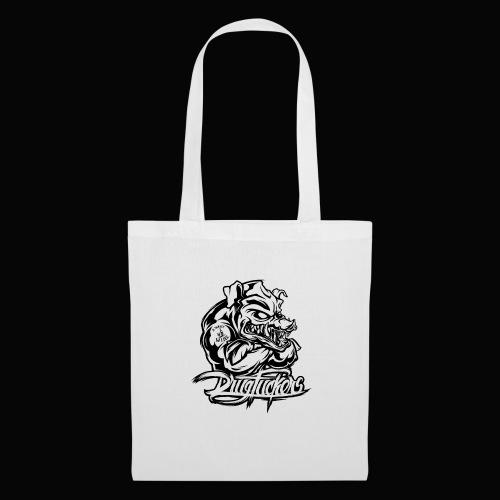 Drug_Fuckers_Logo _-_ Composition_01-_black - Tote Bag