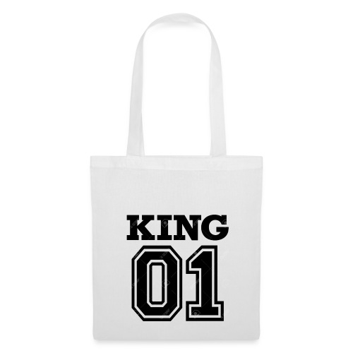 King 01 - Tote Bag