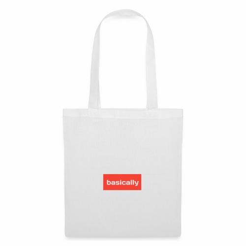 Basically merch - Tote Bag
