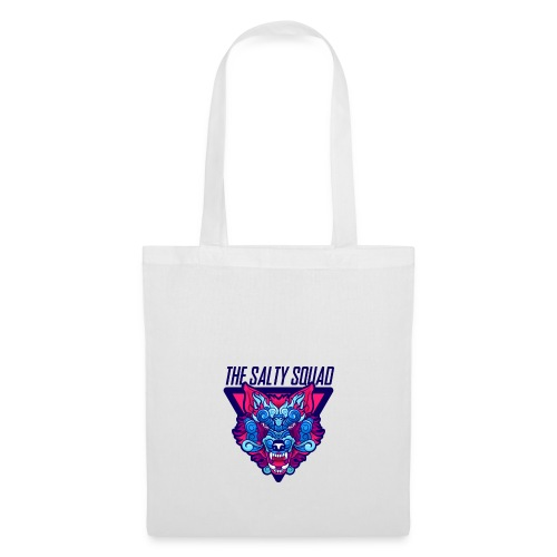 Salty squad merch - Tote Bag