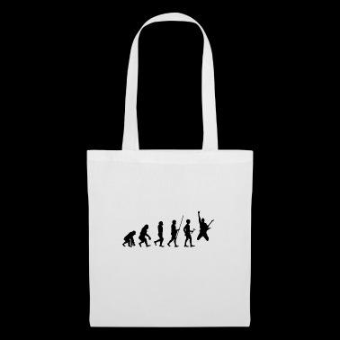 Evolution muusikoille paita lahja bändi - Kangaskassi