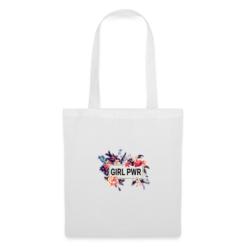 pawer girl - Tote Bag