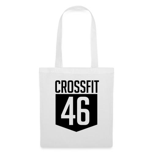 CROSSFIT46 big logo - Stoffveske