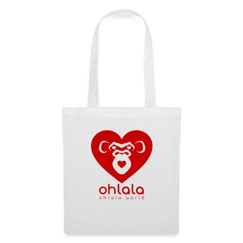 Ohlala LOVE - Stoffbeutel