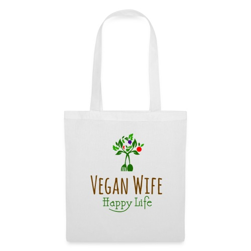 VEGAN WIFE - Tote Bag