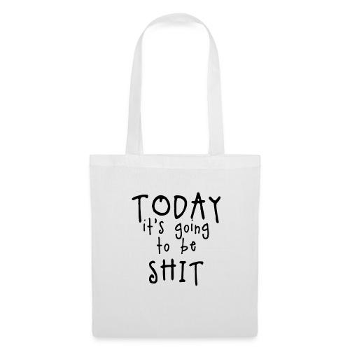 Shitty_day_en-png - Tote Bag