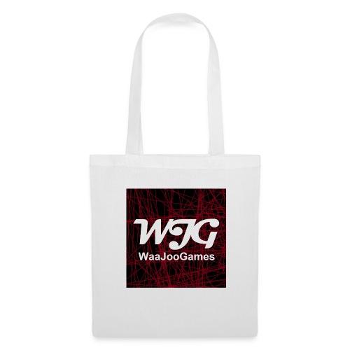 T-shirt WJG logo - Tas van stof
