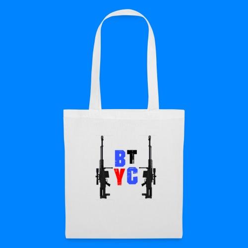 Blurixincommander YT AS50 Logo - Stoffbeutel