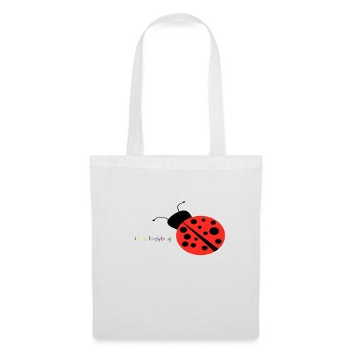 im a ladybug - Tas van stof