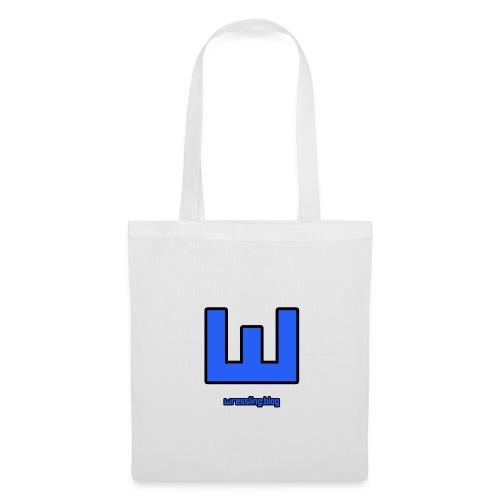 NEW Wressling Logo - Tote Bag