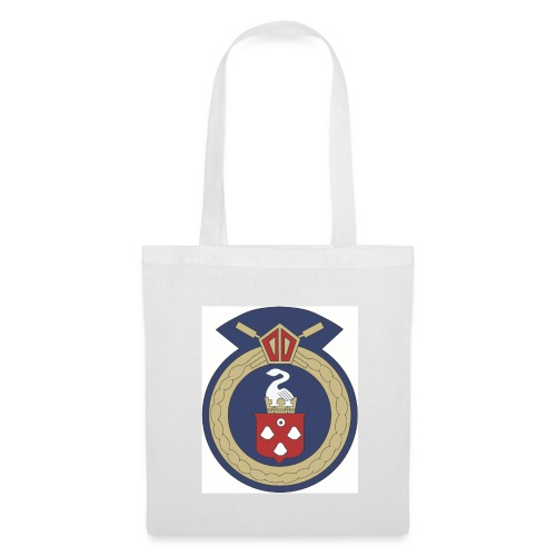 13 Eastleigh Badge White - Tote Bag
