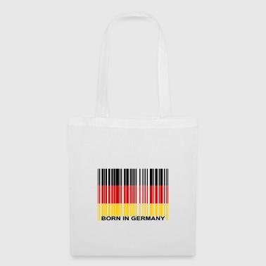 Nacido en Alemania - Bolsa de tela