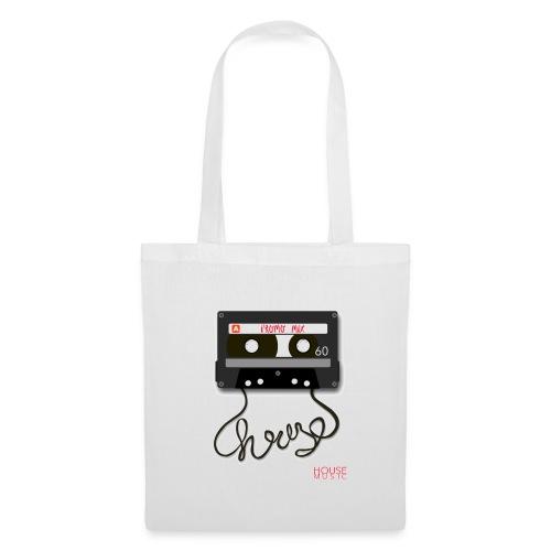 Cesette House Music - Torba materiałowa