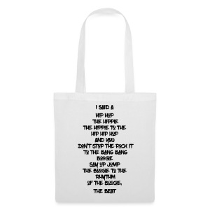 Hip Hop 1-2 - Tote Bag