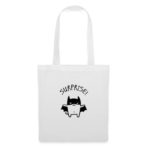 Surprise Bat Gift - Tote Bag