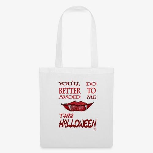 halloween women - Tote Bag