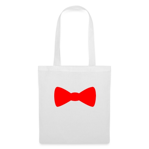 Red Bowtie - Tote Bag