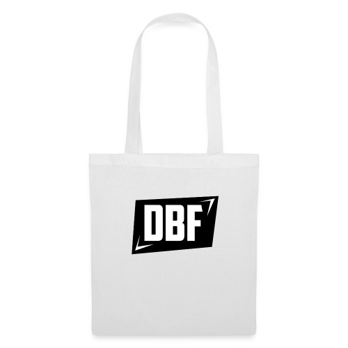 DBF Logo Text - Tote Bag