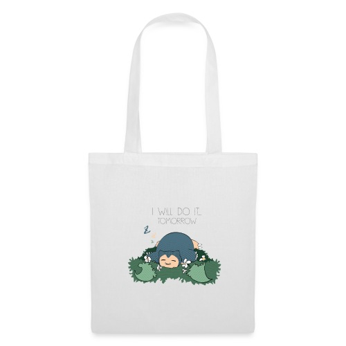 Lazy Ronflex - Tote Bag