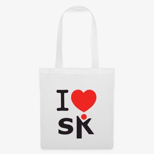 I Love SK - Tote Bag