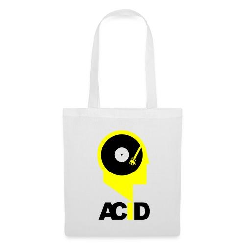 Acid In My Head White - Torba materiałowa